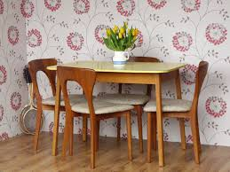 Retro Formica Dining  Kitchen Table  Sold Scaramanga - Retro formica kitchen table
