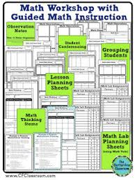 math workshop with guided math tips u0026 resources for teachers