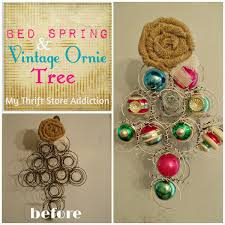 upcycled christmas decorations