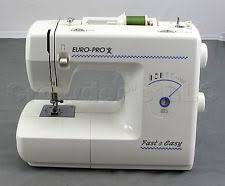 pro machine pro sewing machine ebay