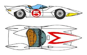 carro desenho speed racer jpg 517 329 pixels projetos