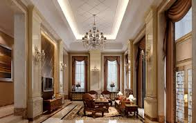 luxury home interior design with european style high
