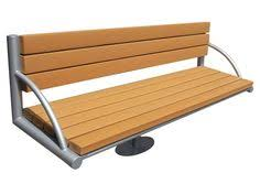 Park Bench Made From Recycled Plastic Recycled Plastic Park Bench From Sunperk Site Furnishings Site