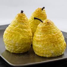 ospiti la gabbia pere in gabbia ricetta facile dolce con frutta dessert veloce