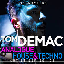 tom demac raw analogue house u0026 techno samples dance music sounds