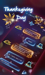 free go sms thanksgiving day android apps on play