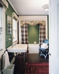 bathroom shower curtain ideas designs bathroom photos plaid shower curtain green walls and guest bath