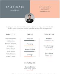 Artistic Resume Template 30 Best Modern Design Resume Templates Simplefreethemes