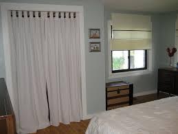 Shower Curtain For Closet Door Vibrant Design Curtains Instead Of Closet Doors Curtain Door