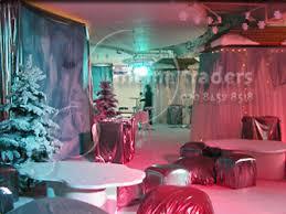new york christmas props theme