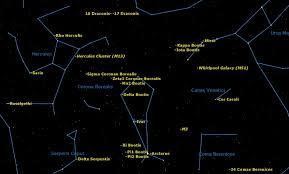 Night Sky Map Tonight See Double Stars In The Night Sky A U0027starhopping U0027 Guide