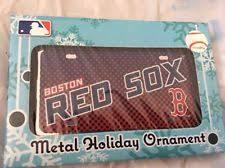 boston sox mlb ornaments ebay