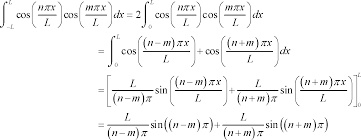 differential equations periodic functions u0026amp orthogonal functions