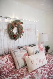 Home Holiday Decor by Our Bedroom Holiday Decor Bedroom Wall Decorations
