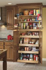 Pull Out Pantry Cabinets For Kitchen Best 25 Tall Pantry Cabinet Ideas On Pinterest White Glazed