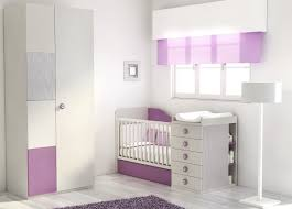 Convertible Baby Cribs With Drawers by Mesmerizing Baby Crib Accented With White And Light Purple Also