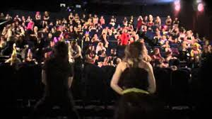 the rocky horror picture show at event cinemas tuggerah youtube