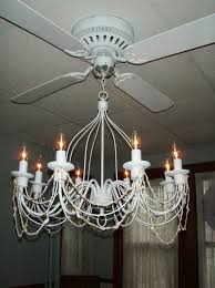 unique crystal chandelier ceiling fan combo 66 on small home decor