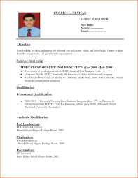 Resume Format Experienced Pdf by Cv Resume Format Pdf Sistemci Co