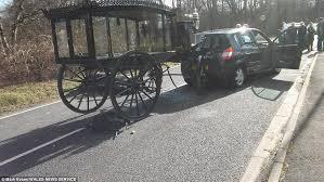 car smashes into bridgend grandmother u0027s funeral cortege and kills