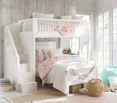 Pottery Barn Kids Bunk Beds Multifunction Loft Bed In White Allen House Kids Loft Beds And