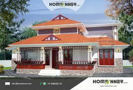 Home Design Kerala Com Sqft 3 Bhk Traditional Kerala Style Home Design