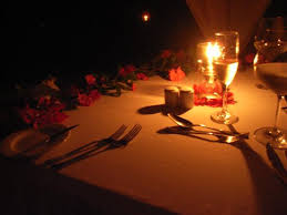 Candle Light Dinner Our Candlelight Dinner Table Picture Of Komandoo Maldives Island