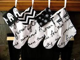 best 25 white christmas stockings ideas on pinterest white