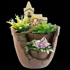 hanging garden pot decorative modern flower pot for succulents