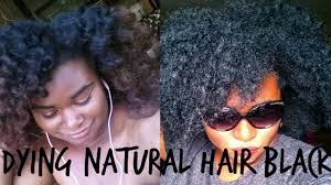 how to color natural afro textured hair dying my multi textured natural hair black youtube