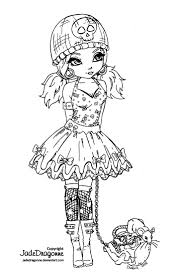 gothic coloring pages creativemove me printable gothic coloring pages designs 41844 and