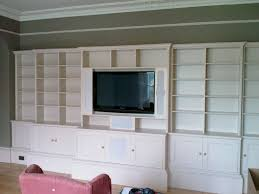 Bookcase In Wall Stylish And Functional Wall Unit Bookcase U2014 Doherty House
