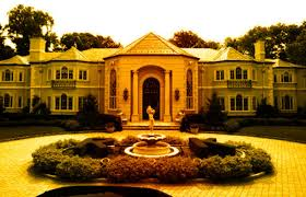drake house and cars 20 ridiculous rapper mansions complex