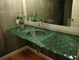 glass bathroom sinks countertops bathroom sinks glass bathroom