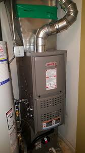 lennox ml180 downflow natural gas furnace installed by compass