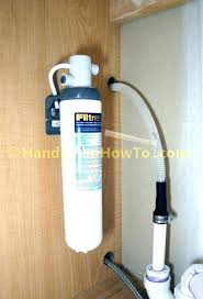 under sink water filter reviews under sink water filter lowes reverse osmosis kitchen sink install