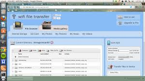pc to android transfer files between your android tablet and pc using wi fi