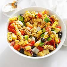 pasta salda homemade antipasto salad recipe taste of home