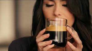 nespresso commercial female actress nespresso vertuoline tv commercial quality and precision ispot tv