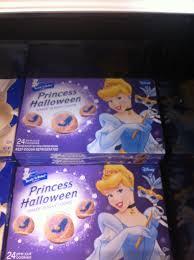 pillsbury disney halloween cookies featuring cinderella u0027s slipper