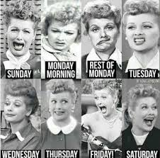 I Love Lucy Memes | good morning happy any day of the week i love lucy funny