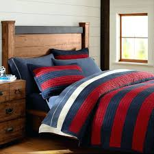 Next King Size Duvet Covers Navy Rugby Stripe Twin Bedding Navy Blue Stripe Cotton Fabric