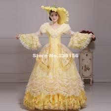 Halloween Ball Gowns Costumes Cheap Victorian Masquerade Ball Gowns Aliexpress