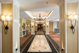 skirvin hilton hotel interior renovation je dunn construction