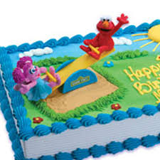 sesame cake toppers elmo abby cake search birthday