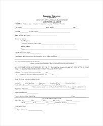 10 patient confidentiality agreement templates u2013 free sample