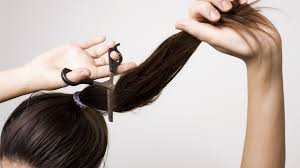 cut your own hair with clippers women how to cut your own hair without screwing it up