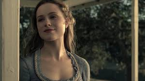 Seeking Imdb Stain Dolores Abernathy Season 1 Westworld Wiki Fandom Powered By Wikia