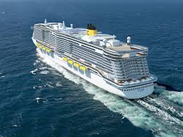 largest cruise ship in the world capacity great punchaos com