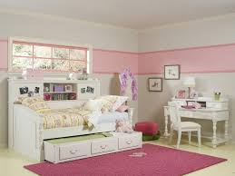 Kids Single Beds Size Bed Amusing Kids Bedroom Design With Lovely Wallpaper And